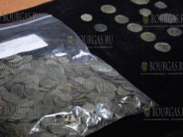 Региональный исторический музей Варны пополнился 709 старинными монетами