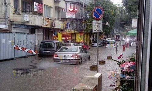 4 июня 2018 года Варна утонула
