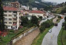 Болгарский город Смолян сегодня ушел под воду
