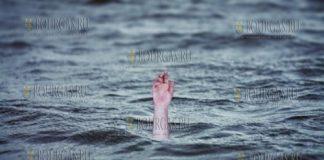 на пляже в Болгарии утонул