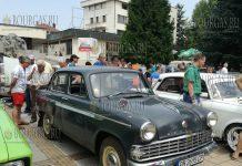 в Болгарии в Трояне прошел 14-й форум владельцев автомобилей советской марки Москвич