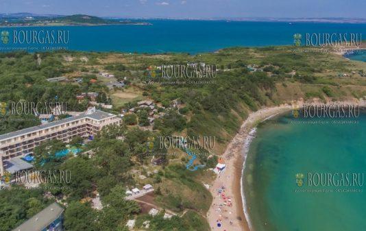 отель Понтика на болгарском курорте Черноморец