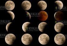 полное лунное затмение 27 июля 2018 года
