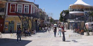улица Богориди в Бургасе