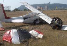 В Болгарии разбился самолет сельскохозяйственной авиации