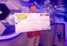 Янка Панайотова - 95 тото миллионер Болгарии