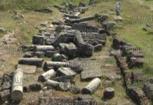 археологи в Болгарии, неподалеку от плевенского селения Гиген - обнаружили уникальную находку