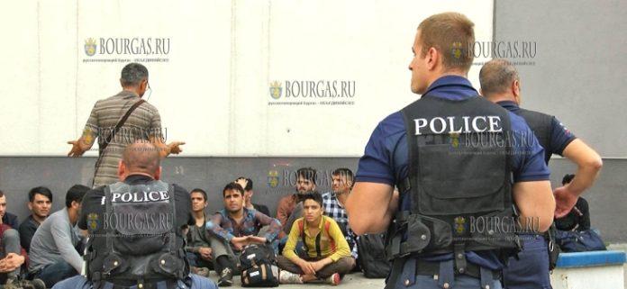 нелегалы в Бургасе