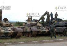 Т-72 Болгария