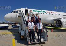 В аэропорту Бургаса в Сарафово обслужили 2-миллионного пассажира