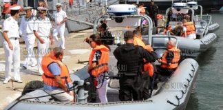ВМС Болгарии получили гуманитарную помощь от коллег из США