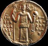 печать царя Ивана Асена II