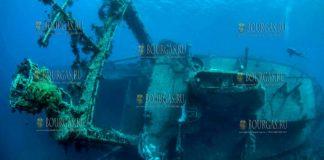 работы по откачке мазута с затонувшего судна Мопанг