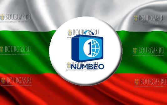 Согласно данным глобальной базы данных Numbeo, София является самым криминальным городом Болгарии