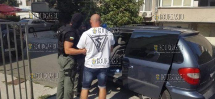 В Бургасской области МВД провело спецоперацию, в ходе которой изъяли кило наркотиков