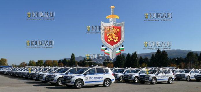 МВД Болгарии получили новые авто - 51 VW Tiguan и 290 Great Wall Hover