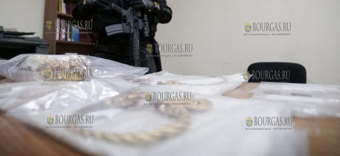 В Болгарии преступная группировка пыталась вывезти из страны артефактов на миллионы евро
