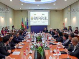5 заседание болгаро-азербайджанской комиссии по торгово-экономическому и научно-техническому сотрудничеству ноябрь 2018, София