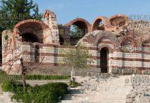 храм Святого Иоанна Алитургетоса Несебр