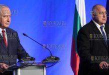 премьеры Болгарии и Израиля - Бойко Борисов и Биньямин Нетаньяху