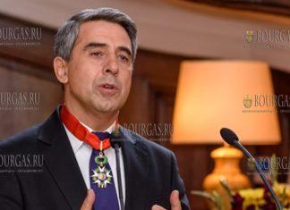 Росен Плевнелиев награжден орденом Почетного легиона