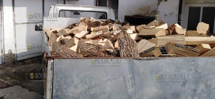 цены на дрова в Болгарии