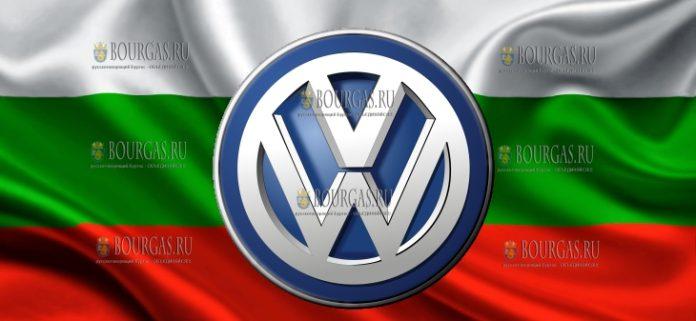 Volkswagen самый популярныq авто в Болгарии