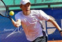 болгарский теннисист - Петр Нестеров