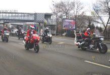 Бургасские Рокеры на Рождество превратились в Дедов морозов