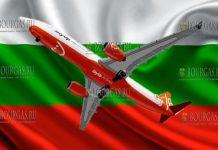 Лоукостер SkyUp Airlines в Болгарии