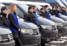 МВД Болгарии получит 13 микроавтобусов