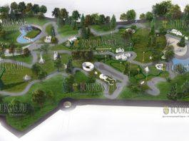 парк миниатюр Европа Бургас