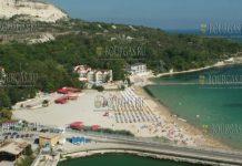 Пляж Балчик - Центральный