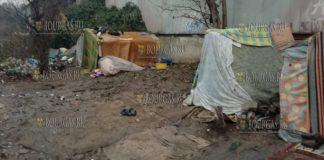 Полиция разобрала цыганский лагерь в районе ЖК Славейков в Бургасе