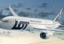 Польская авиакомпания LOT Polish Airlines планирует обслуживать направление Варна - Варшава