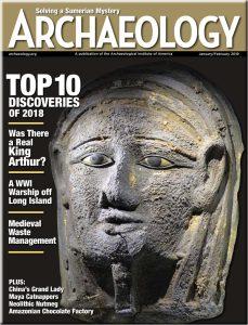 ТОП-10 археологических находок 2018 года