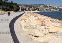 В Балчике проведут реконструкцию набережной
