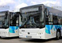 В Софии вышли на маршрут первые электробусы