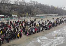 6 января 2019 года - празднование Иордановдень в Бургасе