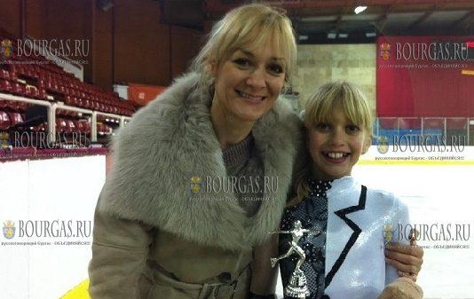 Албена Денкова и Александра Фейгин, 2016 год