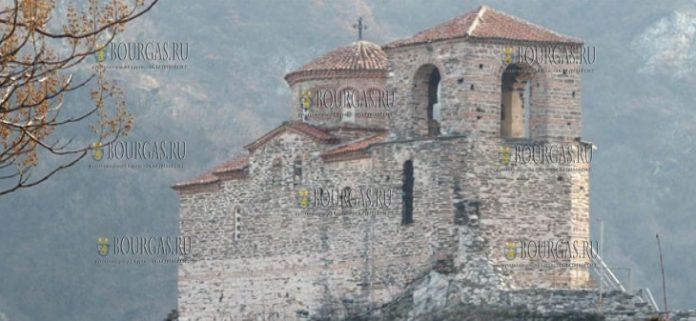 Асенова крепость, 1 января 2019 года