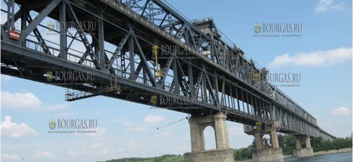 Дунав Мост Болгария-Румыния