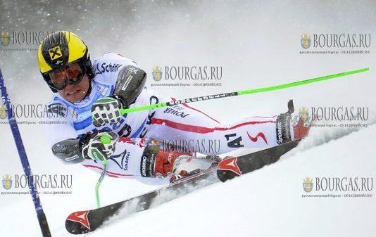 этап Кубка мира по горным лыжам в Банско 2019