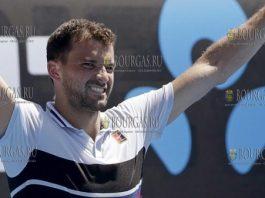 Григор Димитров в первом круге финала Australian Open 2019 переиграл Янко Типсаревича