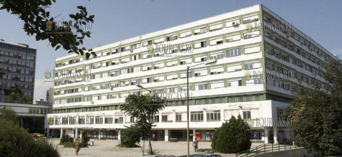 Кардиологический центр в УМБАЛ Бургас
