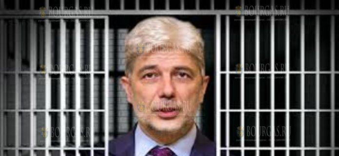 Нено Димов арестован