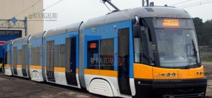 новые трамваи София, трамваи София