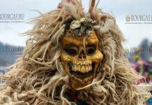 Перник 28 Международный фестиваль маскарадных игр Сурва 25-27 января 2019