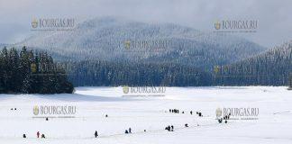 В Болгарии прошел XVI Чемпионате мира по подледной рыбалке