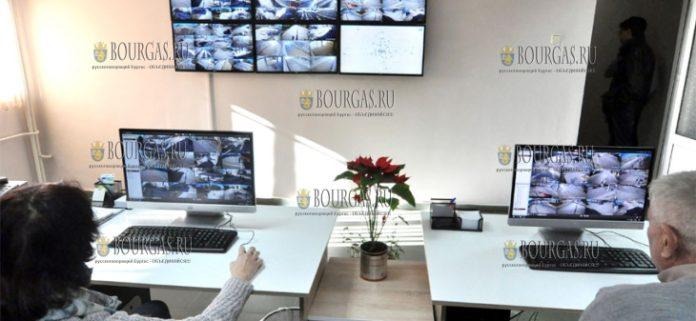 В Хасково открыли центр видеонаблюдения